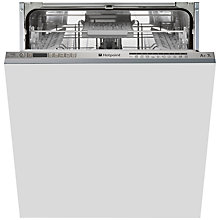 Buy Hotpoint LTF11M1137C Integrated Dishwasher Online at johnlewis.com