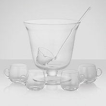 Buy LSA International Bar Punch Bowl Set, 0.3L Online at johnlewis.com