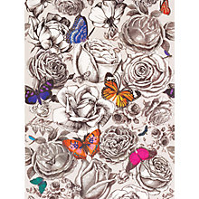 Buy Osborne & Little Butterfly Garden Paste the Wall Wallpaper, W6592-01 Online at johnlewis.com