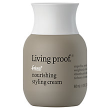 Buy Living Proof No Frizz Nourishing Styling Cream Online at johnlewis.com