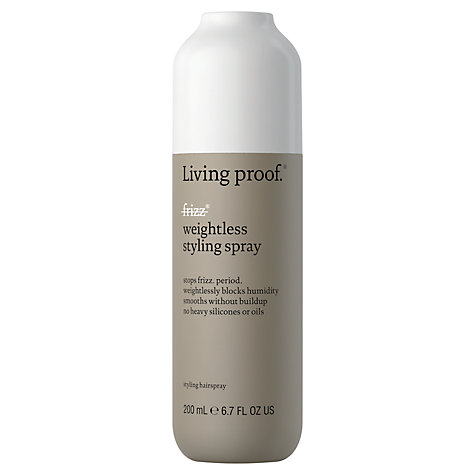 Buy Living Proof No Frizz Weightless Styling Spray Online at johnlewis.com