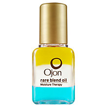 Buy Ojon® Rare Blend Moisture Therapy Oil, 15ml Online at johnlewis.com