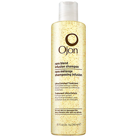 Buy Ojon® Rare Blend Ultra Enriched Treatment Shampoo, 30ml Online at johnlewis.com