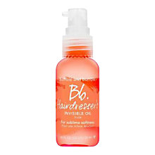 Buy Bumble and bumble Hairdresser's Invisible Oil, 25ml Online at johnlewis.com