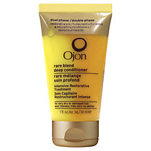 Buy Ojon® Rare Blend Deep Conditioner, 30ml Online at johnlewis.com