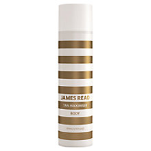Buy James Read Tan Maximiser, 200ml Online at johnlewis.com