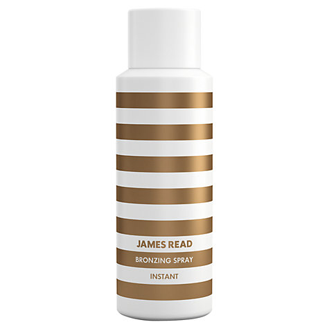 Buy James Read Instant Bronzing Spray, 200ml Online at johnlewis.com