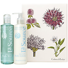Buy Crabtree & Evelyn LA Source Bath & Body Duo, 200ml Online at johnlewis.com
