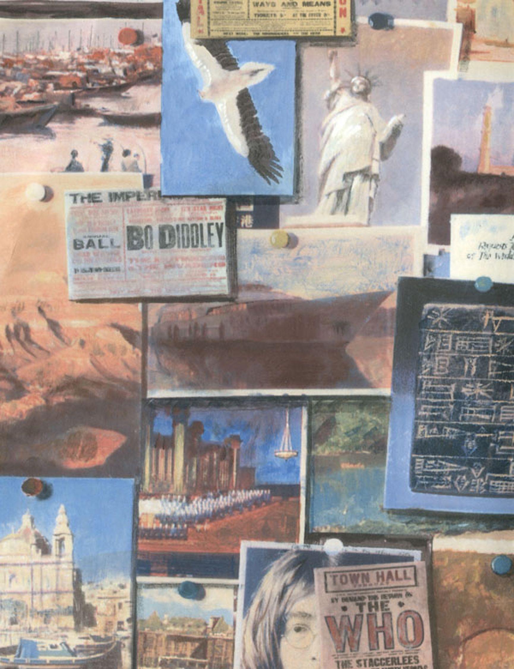Andrew Martin Andrew Martin Pinboard Wallpaper