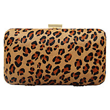 Buy KG by Kurt Geiger Dandy Box Clutch Bag Online at johnlewis.com