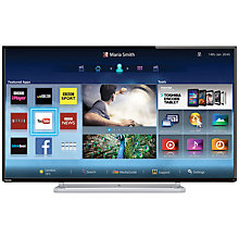 "Buy Toshiba 47L6453 LED HD 1080p Smart TV, 47"" with Freeview HD Online at johnlewis.com"