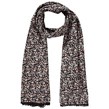 Buy Collection WEEKEND by John Lewis Meadow Floral Rectangular Scarf, Multi Online at johnlewis.com