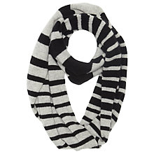 Buy John Lewis Cashmere Stripe Snood Online at johnlewis.com