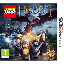 Buy LEGO The Hobbit, 3DS Online at johnlewis.com
