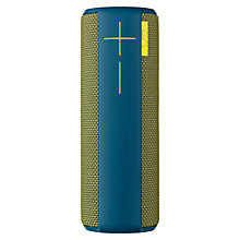 Buy 2 x Ultimate Ears Boom Bluetooth NFC Portable Speaker, Moss Green (saving £70) Online at johnlewis.com