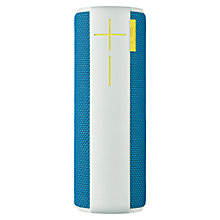 Buy 2 x Ultimate Ears Boom Bluetooth NFC Portable Speaker, Cyan (saving £70) Online at johnlewis.com