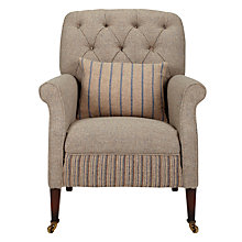 Buy Harris Tweed Flynn Patchwork Armchair Online at johnlewis.com