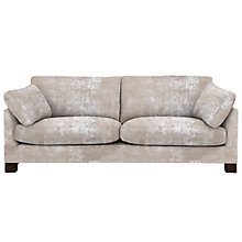 Buy John Lewis Ikon Grand Sofa, Como French Grey Online at johnlewis.com