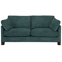 Buy John Lewis Ikon Medium Sofa, Verity Dark Eau de Nil Online at johnlewis.com