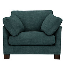 Buy John Lewis Ikon Armchair, Verity Dark Eau de Nil Online at johnlewis.com