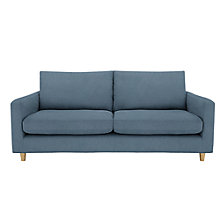 Buy John Lewis Bailey Large Loose Cover Sofa Online at johnlewis.com