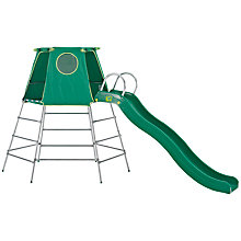 Buy Explorer Set with Platform, Explorer Den & CrazyWavy Slide Online at johnlewis.com