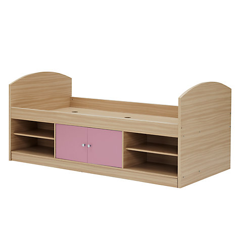 Buy little home at John Lewis Corey Cabin Bed Online at johnlewis.com