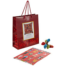 Buy Jolly Red Beautiful World Tapestry Kit Online at johnlewis.com