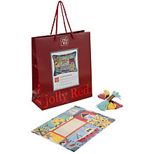 Buy Jolly Red Seaside Sampler Tapestry Kit Online at johnlewis.com