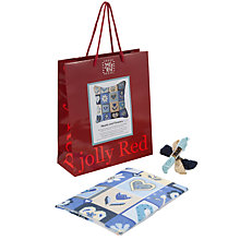 Buy Jolly Red Hearts and Flowers Tapestry Kit Online at johnlewis.com