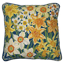 Buy Sew Trade Narcissi and Daffodils Tapestry Kit Online at johnlewis.com