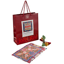 Buy Jolly Red Love Birds Tapestry Kit Online at johnlewis.com