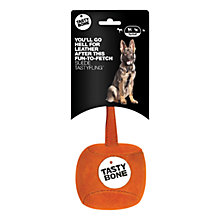 Buy Tastybone Suede Ball Dog Toy Online at johnlewis.com