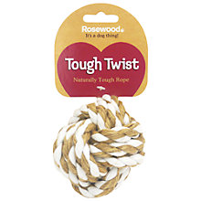 Buy Rosewood Tough Twist Dog Toy Online at johnlewis.com