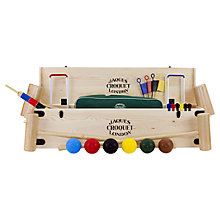 Buy Jaques Odney Croquet Set Online at johnlewis.com
