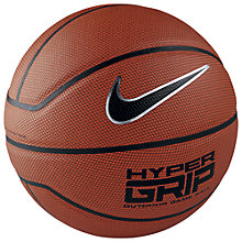 Buy Nike Hyper Grip OT Basketball Online at johnlewis.com