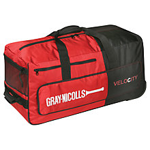 Buy Gray-Nicolls Velocity Cricket Holdall Online at johnlewis.com