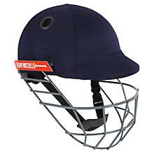 Buy Gray-Nicolls Atomic Junior Cricket Helmet, Navy Online at johnlewis.com