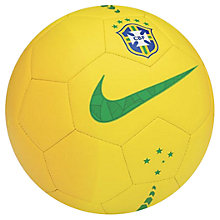 Buy Nike Brazil Skills Football, Size 1 Online at johnlewis.com