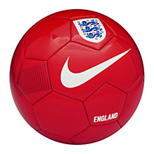 Buy Nike England Supporter's Football, Size 5 Online at johnlewis.com