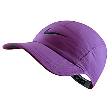 Buy Nike AW84 Adjustable Running Hat Online at johnlewis.com