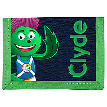 Buy Glasgow 2014 Commonwealth Games Clyde Wallet, Blue/Green Online at johnlewis.com