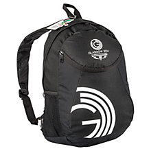 Buy Glasgow 2014 Commonwealth Games Backpack Online at johnlewis.com
