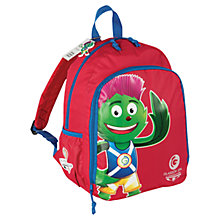 Buy Glasgow 2014 Commonwealth Games Junior Clyde Backpack Online at johnlewis.com