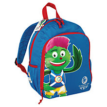 Buy Glasgow 2014 Commonwealth Games Clyde Backpack, Navy Online at johnlewis.com