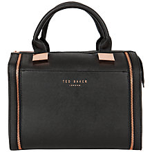 Buy Ted Baker Taria Bowler Bag Online at johnlewis.com