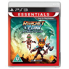 Buy Ratchet & Clank: A Crack In Time, PS3 Online at johnlewis.com