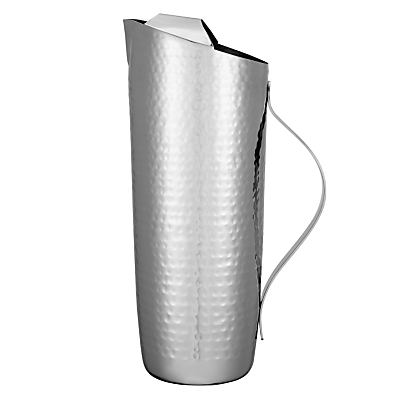 John Lewis Hammered Pitcher