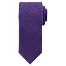 Buy Daniel Hechter Semi Plain Woven Tie Online at johnlewis.com