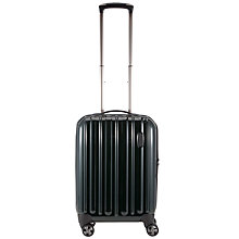 Buy John Lewis Monaco II 4-Wheel Cabin Suitcase, Dark Green Online at johnlewis.com